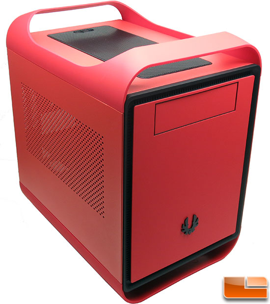 Bitfenix Prodigy Red Mini-ITX PC Case