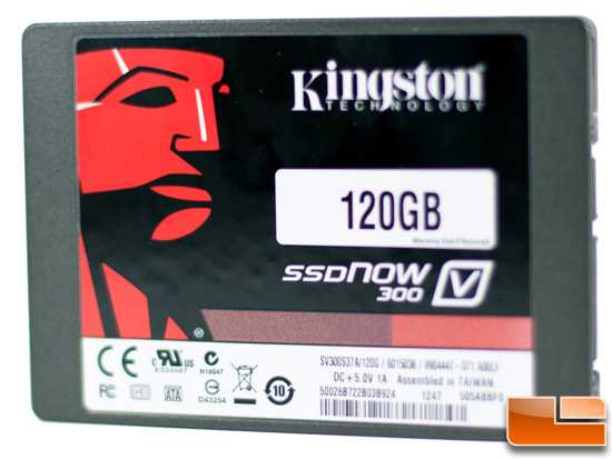 Kingston V300 120GB
