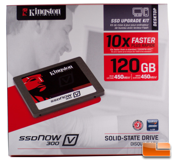 Kingston V300 120GB Box