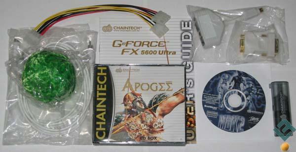 Chaintech Apogee A-FX71