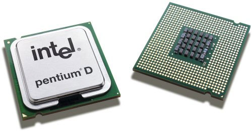 The Intel Pentium D 820….. Dual Core for the masses