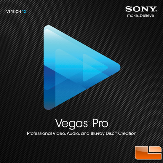 Sony Vegas Pro 12: A Quick Look at a New Standard in Video Editing