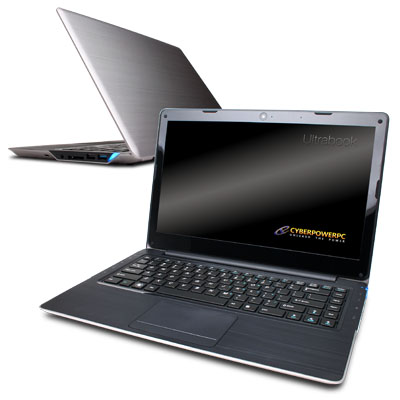 Cyberpower Zues M2 Ultrabook