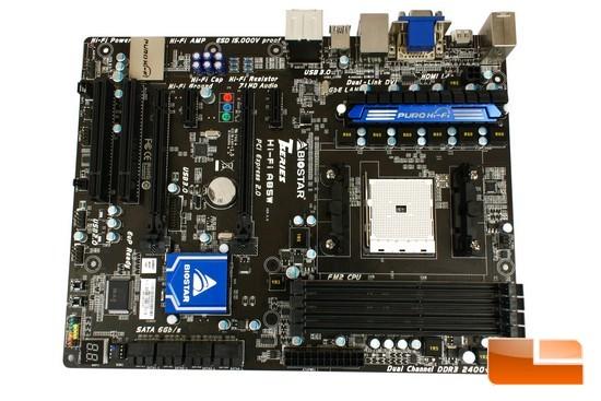 Hi-Fi A85W Motherboard