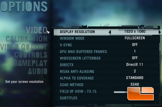 farcry3 game settings