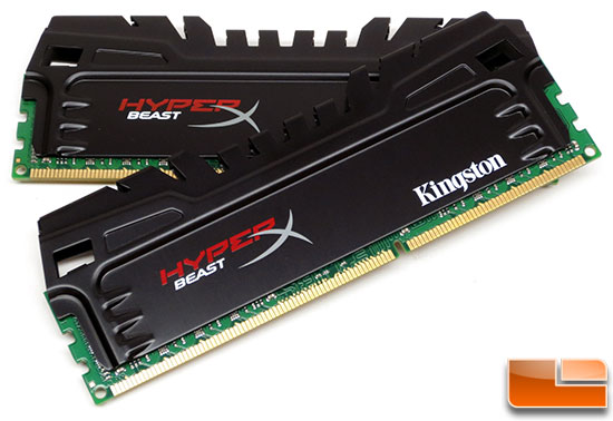 Kingston HyperX Beast 16GB DDR3 Memory Kit