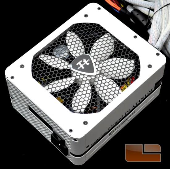 The Toughpower Grand Platinum 700W PSU