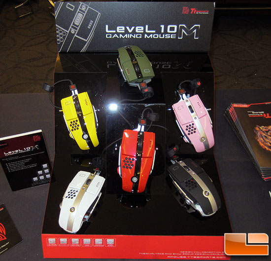 Thermaltake Level 10M Gaming Mouse