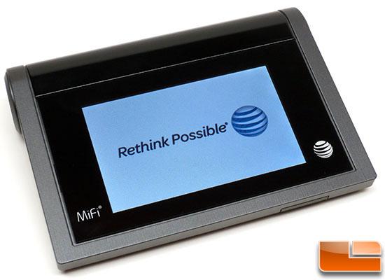 AT&T MiFi Liberate Hotspot