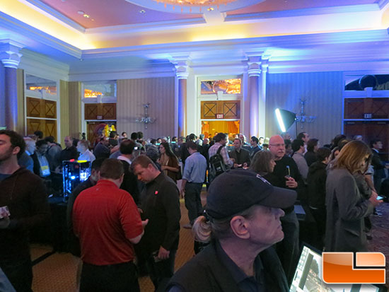 CES 2013: Kingston HyperX 10-Year Anniversary Party & StarCraft II Tournament