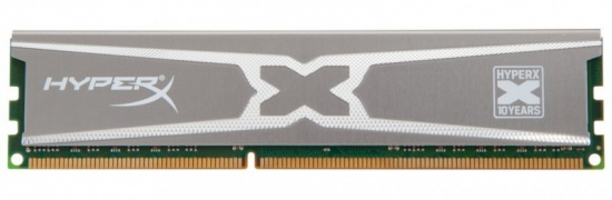 Kingston HyperX 10th Anniversary DRAM