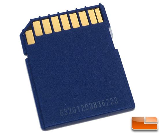adata sdhc memory card pins