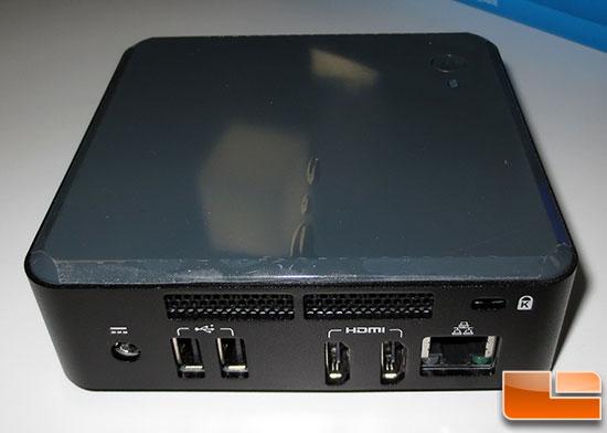 Intel NUC DCCP847DY