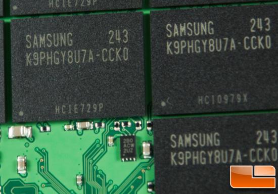 Samsung 840 Pro 512GB NAND