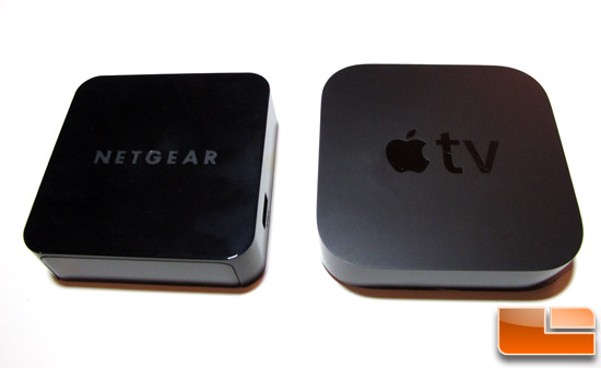 Netgear NeoTV MAX & Apple TV