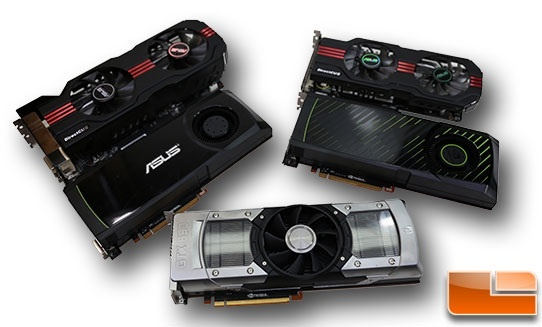 NVIDIA GeForce Video Cards
