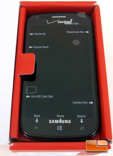Samsung ATIV Odyssey Verizon 4G LTE