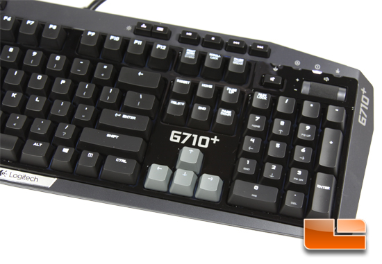 Logitech G710  Mechanical Gaming Keyboard Review