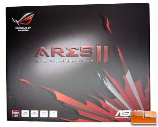 ASUS ARES II Retail Box