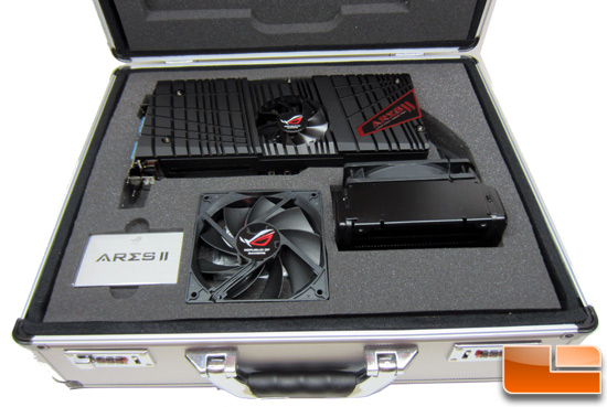ASUS ARES II Video Card Bundle