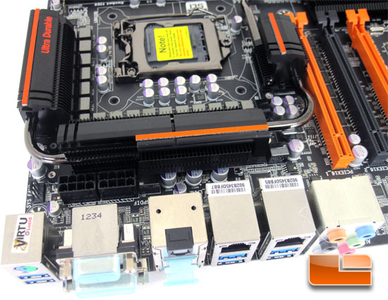 GIGABYTE Z77X-UP7 Intel Z77 Motherboard Layout and Features