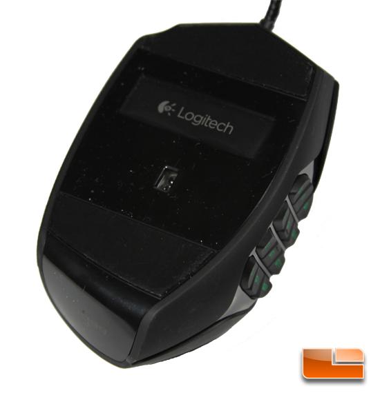Logitech G600 Laser Sensor