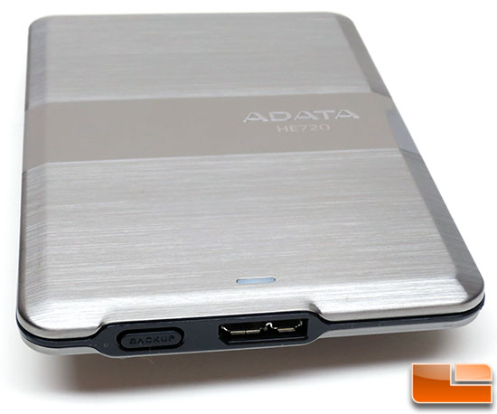 ADATA HE720 USB 3.0 Port