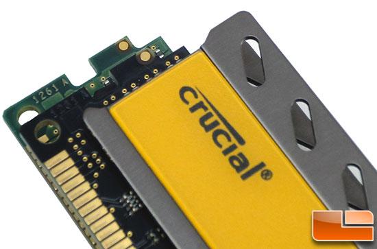 Crucial 1261A DDR3 PCB