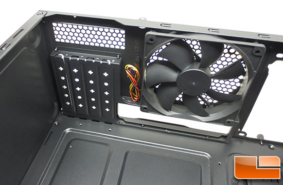 Cougar Spike PCI Slots