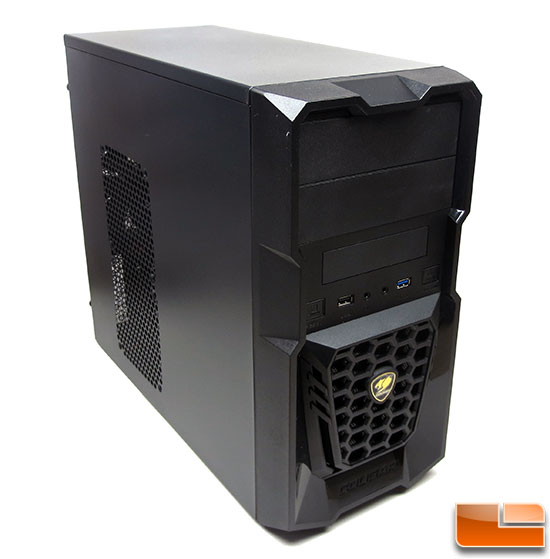 Cougar Spike Micro-ATX Gaming Case