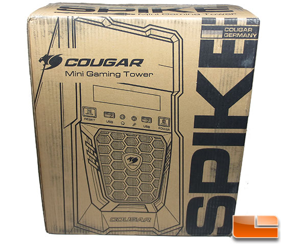 Cougar Spike PC Case Box
