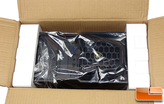 Cougar Spike PC Case Box Inside