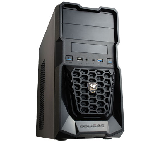 Cougar Spike Micro-ATX PC Case Review