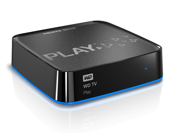 Western Digital WD TV Play Media Player Review