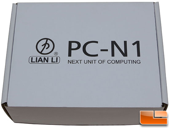 Lian Li PC-N1 Intel NUC Replacement Case Review