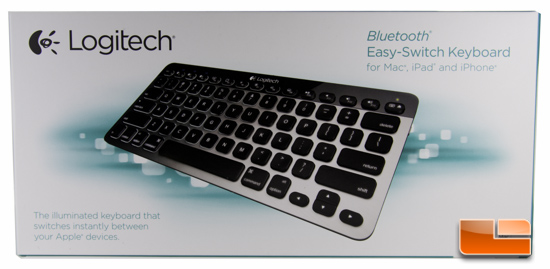 Logitech Switch-Easy Keyboard