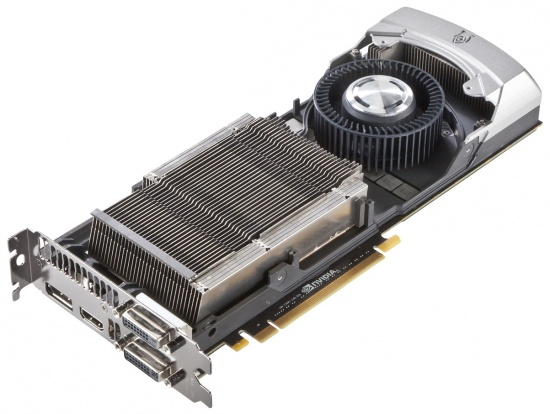 NVIDIA GeForce GTX Titan Video Card Fan