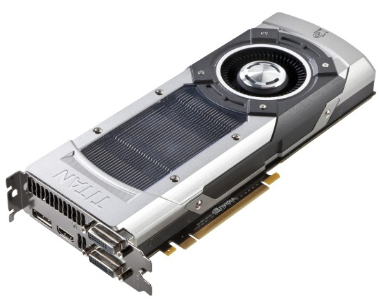 NVIDIA GeForce GTX Titan Video Card