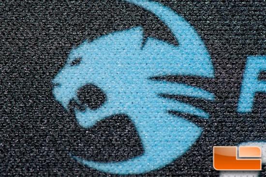 ROCCAT Sense Mousepad Material