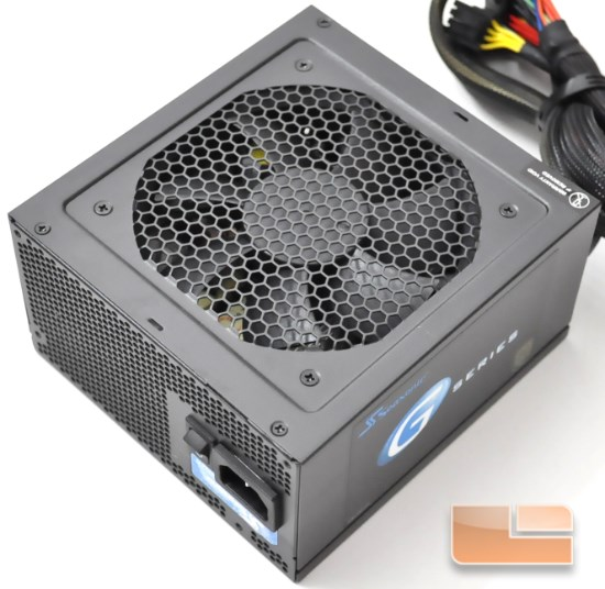 The Seasonic G-series 550W PSU