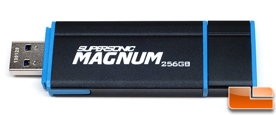 Patriot Supersonic Magnum Flash Drive Cap On