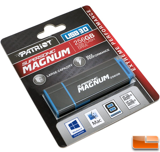 Patriot Supersonic Magnum USB 3.0 Flash Drive