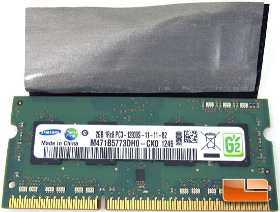 ASUS Vivobook S500C Memory