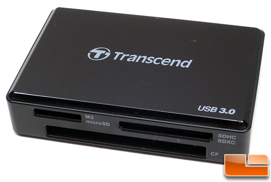 Transcend RDF8 Multi-Card Reader