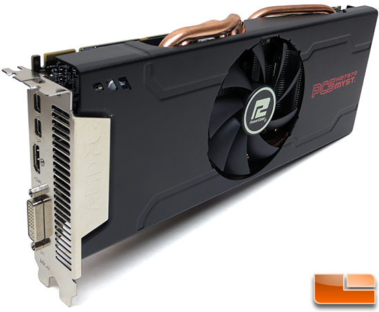 PowerColor Radeon HD 7870 Myst Graphics Card