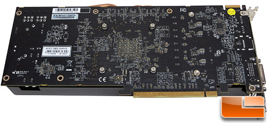 PowerColor Radeon HD 7870 Myst Video Card Back