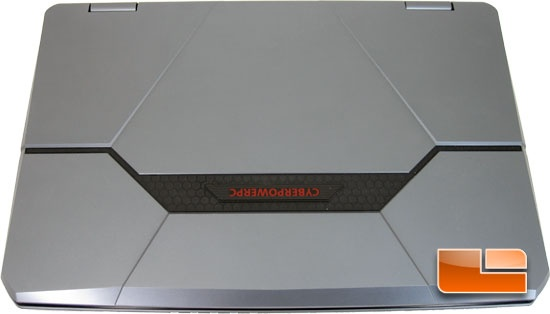 CyberPower PC X7-200 Fangbook External Features