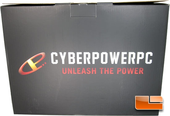 CyberPower PC X7-200 Fangbook Packaging