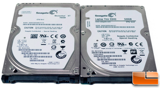 Seagate Thin SSHD 500GB