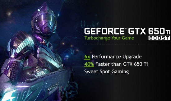GeForce GTX 650 Ti Boost